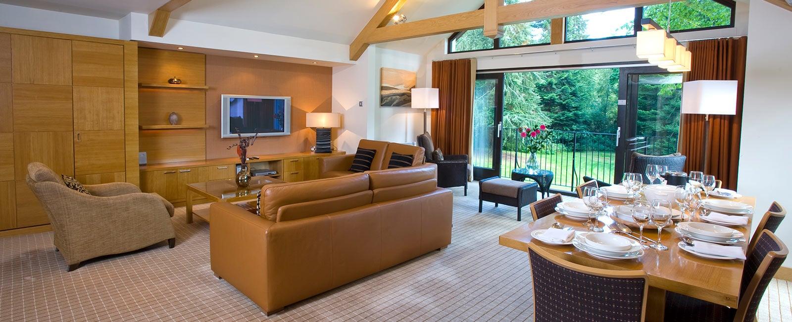 Hilton Grand Vacations Club Resort at Dunkeld in Perthshire